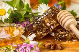 Beneficios de la miel en el cabello