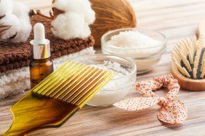 Tratamientos capilares naturales